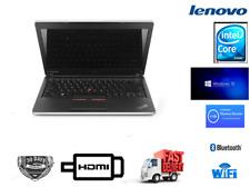 Bon Marché Ordinateur Portable Lenovo Thinkpad Edge Intel Core i3 Wi-Fi HDMI 4gb