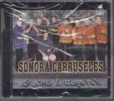 Salsa RARE CD Sonora Carruseles LA TRAIGO YO comay VENGO CALIENTE rumba mulatos