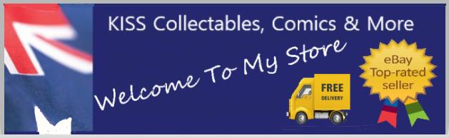 KISS Collectables, Comics & More