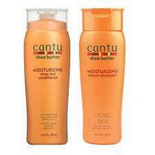 Cantu Shea Butter Moisturizing Shampoo + Conditioner 13.5oz Set or Single