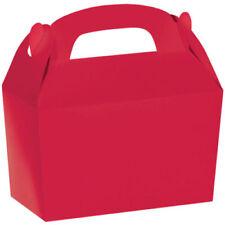 Bolsas y conos Amscan color principal rojo para todas las ocasiones para fiestas