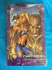 Darkchylde Chromium Trading Cards Box - 1997 - Factory sealed - Krome Prod