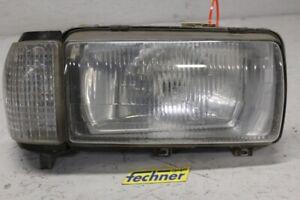 Scheinwerfer rechts Audi 100 43 Hella H4 Frontscheinwerfer 1980