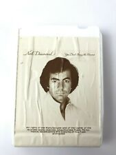 Vintage Neil Diamond You Don't Bring Me Powers 8 Track