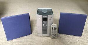 Sony Stereo HCD-ED2 CD/Radio/Cassette