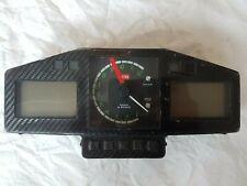 APRILIA VRS 1000 R Mille temprano GEN 1 (2000) OEM Speedo Relojes Panel de Instrumentos