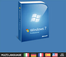 WINDOWS 7 PROFESSIONAL (PRO) PRODUCT KEY RETAIL - ESD via Email or Ebay Message