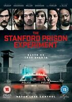 The Stanford Prison Experiment [DVD] [2015][Region 2]