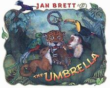 The Umbrella by Jan Brett (2004, Hardcover)