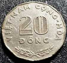 Vietnam 1 Dong 1964 Top #qa 115 Coins & Paper Money Coins: World