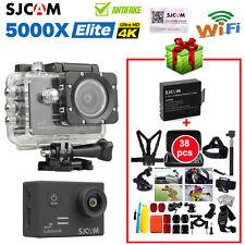 SJCAM SJ5000X Elite 4K 24 fps WiFi Car Sports Action Camera+38-in-1X1