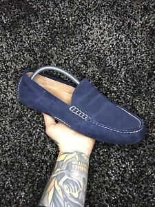 Polo Ralph Lauren Loafers Shoes Uk 8