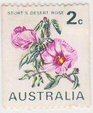 (DA911) 1971 AU 2c Stuart's desert rose (J)