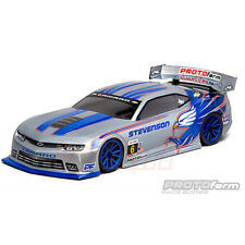 PROTOform 190mm Chevy Camaro Z/28 Clear Body 1:10 RC Cars Touring #1544-30