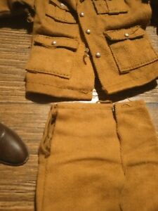 Vintage Action Man Officer Outfit