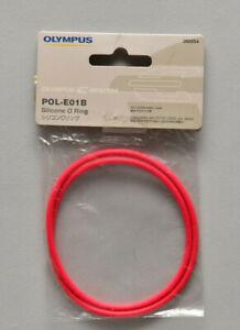 Olympus O-ring POL-E01B per custodia subacquea PT-E01 (coperchio posteriore)
