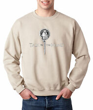 New Way 406 - Crewneck Sweatshirt Talk To The Hand Game Of Thrones King