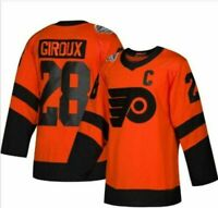 2019 Stadium Series Jerseys Philadelphia Flyers 79 Carter Hart 28 Claude Giroux