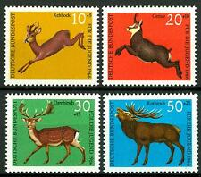 GERMANIA (BERLINO) - 1966 - Pro Juventute - Animali selvatici