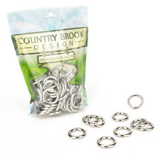 25 - Country Brook Design® 3/4 Inch Welded Heavy O-Rings