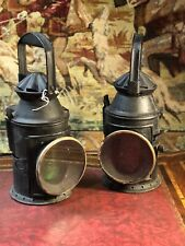 Pair Of Railway Lamps