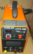 Pilot Arc Plasma Cutter CUT50F Inverter 50AMP 220V & 36 Consumables 2018 Model