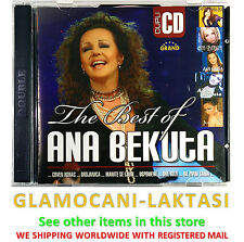 2CD ANA BEKUTA THE BEST OF compilation 2008 Serbia Bosna Croatia narodna muzika