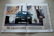 AMS 17272) Bentley Brooklands mit 248PS in einer seltenen Vors