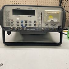 Wandel Amp Goltermann Pf45 Ds3ds1 Analyzer Untested Complete