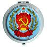 Rusa Soviético Espejo Compacto