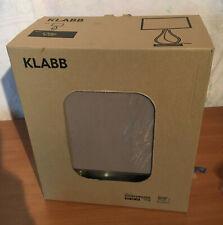 """IKEA KLABB, Table lamp, light brown color, 24"""" unused 802.687.40"""