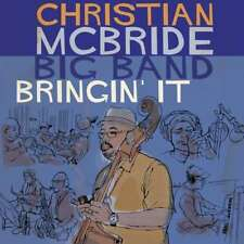 Mcbride Christian/big Band - Bringin' It NEW LP