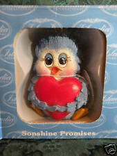 """Sonshine Promises 8007 """"Love From The Heart"""" Ornament"""