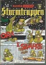 EUREKA POCKET # 42 -BONVI-STURMTRUPPEN ORA E SEMPRE -1a EDIZIONE MARZO 1977