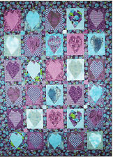 Stacked Hearts applique  quilt  pattern Quilt Country