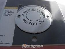 Harley Davidson Motor Co. Timer Cover Zündungsdeckel  32668-98A