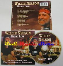 CD WILLIE NELSON Night life 2004 EU PRISM LEISURE PLATCD 1285 NO lp mc dvd vhs