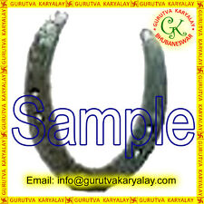 Abhimantrit Ghode Ki Naal For Protection of Evil Effects Horseshoe 4 Lucky Charm