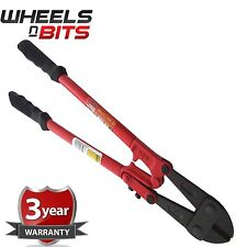 """18"""" 450mm Heavy Duty Hardened Carbon Steel Bolt Cutter Tool Wire Cable Cutting"""