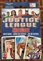 Justice League MegaClash Card Game - Play 5 Battles at Once!