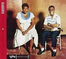 Ella Fitzgerald And Louis Armstrong - Ella And Louis (NEW CD)