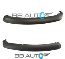 NEW FRONT BUMPER AIR DAM DEFLECTOR VALANCE PANELS SET FOR 2012-2014 FORD FOCUS