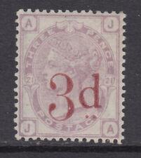 SG 159 3d on 3d Lilac Position JA truly superb very fine & very fresh V.L.M.Mint