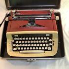 Royal Custom Manual Typewriter w/Case 1968 WORKS