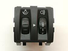Renault Twingo 2  Schalter Dimmer LWR Leuchtweitenregulierung  8200095495D  (00