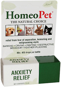 HOMEOPET Anxiety/Seperation