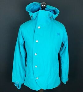 DC Shoes Exotic 10000 Series Women's Winter Snowboard Skiing Jacket Size M Warm