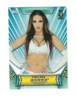5) Chelsea Green 2019 Topps WWE Women's Division 1ST NXT Rookie Card Lot #34