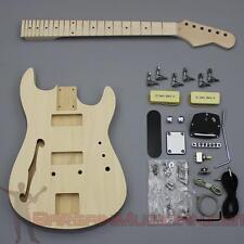 Bargain Musician - GK-018 - DIY Unfinished Project Luthier Guitar Kit