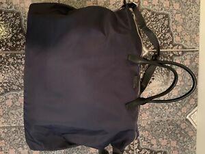 Barneys New York large weekender bag